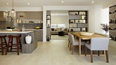 Browse the various new home designs and house plans on offer by Carlisle Homes across Melbourne and Victoria. Find a house plan for your needs and budget today! Room Divider Shelves, Wood Room Divider, Carlisle Homes, Loft Room, Built In Shelves, New Home Designs, Finding A House, Bookshelves, Interior Architecture