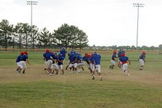 SAFFORD — School is back in session and that means — football.