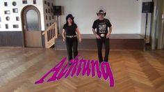 Patsy Fagan Linedance Teach & Dance