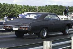 1968 Impala SS 427/TH400/4.33 Locker...