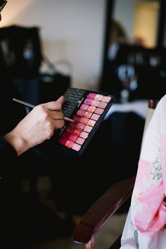 """My favorite """"toys"""". I can't get enough of them! Photo by Taryn Baxter. . #wedding #makeup #makeupartist #beauty #love #bridetobe #wedspiration #destinationwedding #cabo #cabosanlucas #mexicowedding #loscaboswedding #almavallejo #cabomakeup #weddings #bride #bridal #bridalmakeup #bridalhair #hairstyle #airbrush  #cabomakeupartist #brushstrokes"""