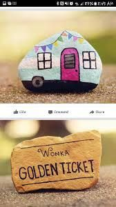 30+ Easy Rock Painting Ideas For Inspiration - Image result for painted rocks