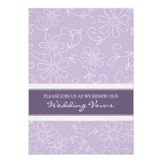 Discount DealsPurple White Wedding Vow Renewal Invitationslowest price for you. In addition you can compare price with another store and read helpful reviews. Buy