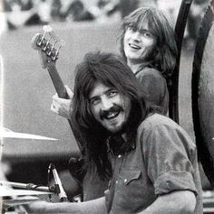 John Bonham & John Paul Jones | Led Zeppelin