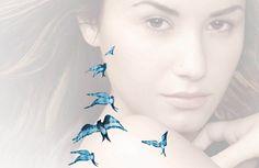 Livro de Demi Lovato mal foi lançado e já é best-seller no Brasil