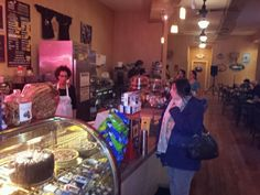 The Daily Grind Cafe in Troy NY