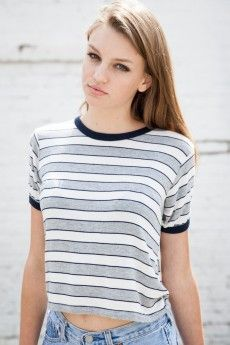 Nadine Top - simple and versatile