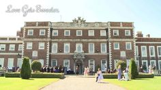 Doesn't Knowsley Hall Estate look amazing in the sunshine? This wedding was so much fun to film!