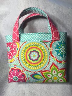 Small tote/Scripture bag/ scripture tote/ LDS by RagQuiltCorner                                                                                                                                                     More
