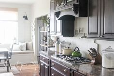 Summer Home Tour by The Wood Grain Cottage