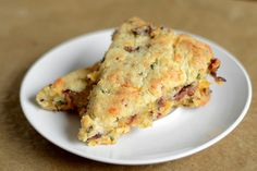 Bacon, Cheddar and Chive Scones @Casey Wilson haven't you made these? Are they good?