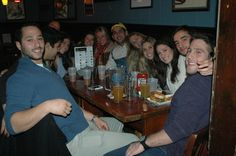 Class of 2014 officers organize senior event at MacGrady's, doubles as fundraiser