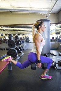 5 Exercises to Target Your Glutes #idealshape #fitness #workout #glutes