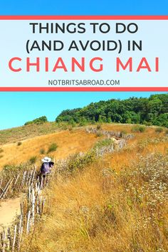 Everything you need to know to plan your trip to Chiang Mai including how to get there, getting around, where to stay, things to do and things to avoid.  #chiangmai #thailand #chiangmaiitinerary #northernthailand #chiangmaioldcity #southeastasia #travel
