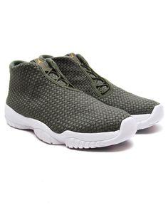 low priced d9b92 044ca Air Jordan Future (Iron GreenWhite)