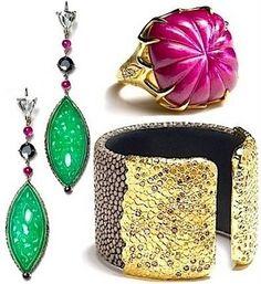 Karen Bizer Fine Jewelry: An Historical Romance