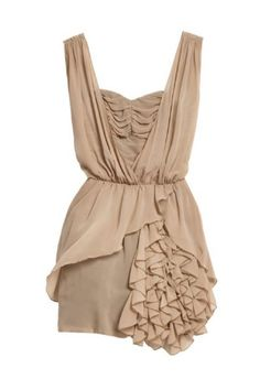 This would be gorgeous in other colors too! <3