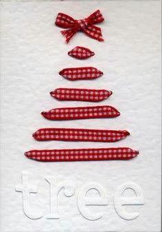 Idéal pour une belle carte de Noël à faire soi-même!