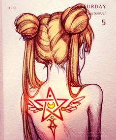This Would Be A Great Tattoo But Not On My Back or Maybe Smaller