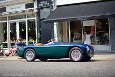 Clive Beecham's 1950 Ferrari 166MM Touring Barchetta #0064M Part 3