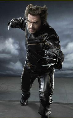Hugh Jackman as Logan/Wolverine in X-Men Hugh Jackman, Hugh Michael Jackman, Wolverine Movie, Logan Wolverine, Logan Xmen, Wolverine Claws, Movie Photo, Movie Tv, X Men