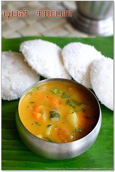 Leena Spices Recipe of Sambar Veg Recipes, Curry Recipes, Indian Food Recipes, Vegetarian Recipes, Cooking Recipes, Healthy Recipes, Ethnic Recipes, Chicken Recipes, Recipies