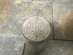 """vintage American Snuff Tin , Quality Snuff, since 1782 . Tobacco memorabilia, 4  5/8"""" tall by mauryscollectibles on Etsy"""
