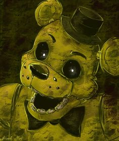 Golden Freddy by BlackMistOriginal on DeviantArt