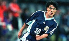 Ariel Ortega Valencia, Football Hall Of Fame, Parma, Old Boys, Ariel, Plate, Board, Hs Sports, Argentina
