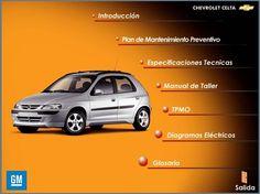 CHEVROLET CELTA (Suzuki Fun en Argentina) Manual de Taller en español.Cubre todas las áreas del vehículo y además incluye los Diagramas Eléctricos.Para reparación y mantenimiento de Motor, Transmisión, Carrocería, Dirección, Suspensión, Frenos, Aire acondicionado, Instrumentos, etc.Para modelos de m