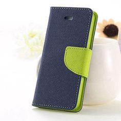 For iPhone 4S Cases New Affordable Hit Color Leather Ultra Flip Case For iPhone 4 4S 4G Card Holder Stand Cover Mobile Phone Bag