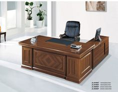 Office Cabin Design, Home Office Furniture Design, Small Office Design, Office Interior Design, Office Interiors, Home Interior, Law Office Decor, Office Table, Executive Office Desk