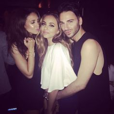 """jadeameliabadwi @ Instagram: """"Can't wait for our performance at #Heaven tomorrow, you're in for a treat! ❤️ and can't wait to party with these two after!  #canigetanamen"""" 