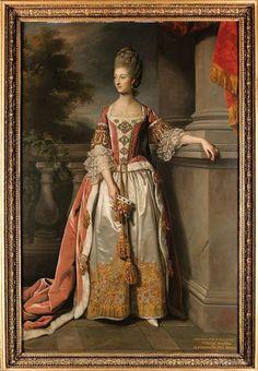 International Portrait Gallery: Retrato de Lady Abingdon