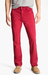 rag & bone 'RB7' Slim Fit Cotton Pants.  Available at Nordstrom in Green Hills