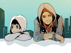 [COF/IF] Simon Henriksson and Delsin Rowe