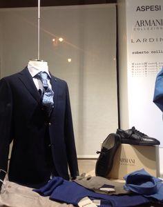 #Showcasing #Man of our #Store. www.lanamoda.it