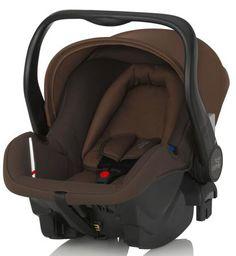 Britax Roemer Детское автокресло Primo Wood Brown  — 12870р. --- Уникальное детское автокресло группы 0+ (от 0 до 13 кг) обеспечивает идеальную защиту Вашего ребенка с самого рождения. Установка против хода ...