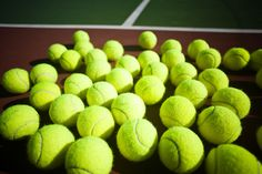 Looking for something fun to do with used tennis balls? 50 Great Things You Never Knew You Could Do With Tennis Balls