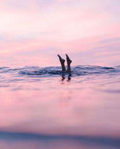 Light Pink Ocean Dip