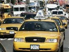 general airport taxi cab services entrances
