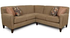 Back Bay Sectional, FrontRoom Express - FrontRoom Furnishings