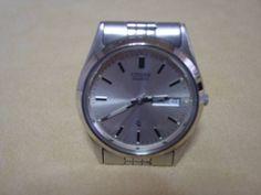 Citizen アンティークシチズンCQの腕時計シルバー Watch Antique ¥5000yen 〆05月31日