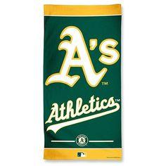 Oakland Athletics Beach Towel – Eicholtz Sports