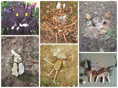 Some of the fab Gruffalo ground art pictures you've sent through after visiting… Gruffalo Eyfs, Gruffalo Trail, Gruffalo Activities, The Gruffalo, Display Boards For School, School Displays, Nursery Display Boards, Gruffalo's Child, Spot Books