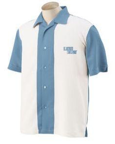 LA Auto Show Store - Sky Blue/Creme Retro Camp Shirt, $45.00 (http://www.laautoshowstore.com/sky-blue-creme-retro-camp-shirt/)
