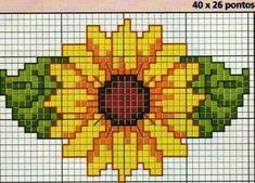 Mini Cross Stitch, Simple Cross Stitch, Cross Stitch Flowers, Modern Cross Stitch, Cross Stitch Kits, Cross Stitch Charts, Easy Cross Stitch Patterns, Bead Loom Patterns, Cross Stitch Designs