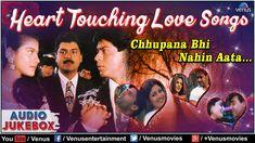 Heart Touching Love Songs : Chhupana Bhi Nahin Aata…. - Romantic Hits ||...