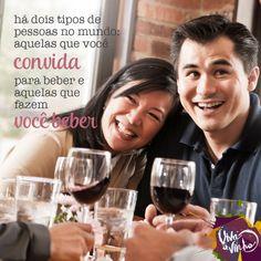 Fala sério! Tem pessoas que nos irritam tanto que a primeira coisa que a gente quer fazer quando chega em casa é pegar uma taça de vinho e relaxar, não é verdade? Conheça: http://www.vivaovinho.com.br Conheça também: http://www.confrariavivaovinho.com.br #vinho #vivaovinho #wine #winelover #conf…