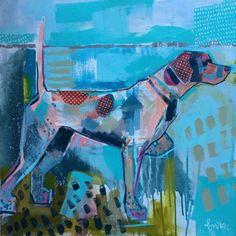 ELAINE BURGE Paintings - Gregg Irby Gallery